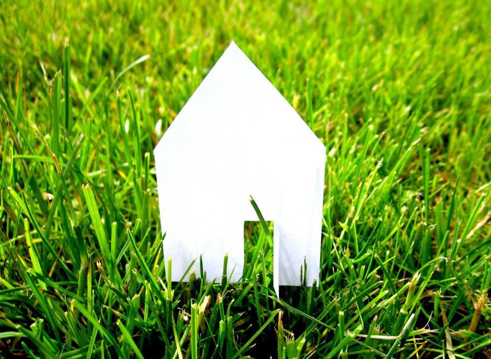 Endlich Hausbau! Tipp: Planen Sie gleich Ihren Garten mit …