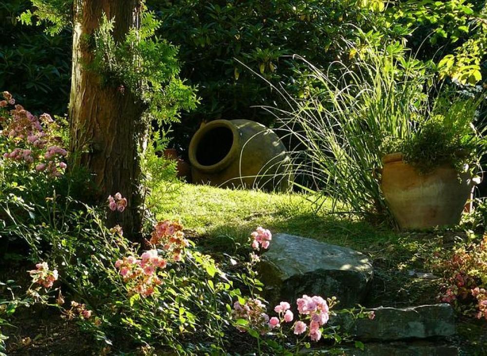 5 Dinge, die in keinem Garten fehlen dürfen
