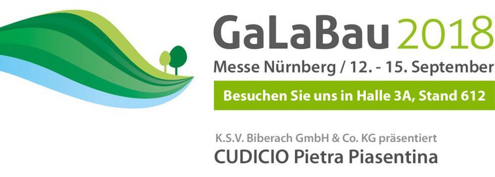 GaLaBau 2018 in Nürnberg: Save the Date – wir präsentieren eine neue Natursteinmarke