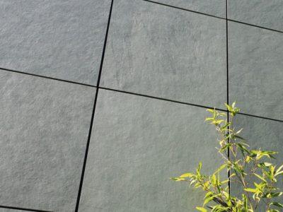 Fassade Schiefer