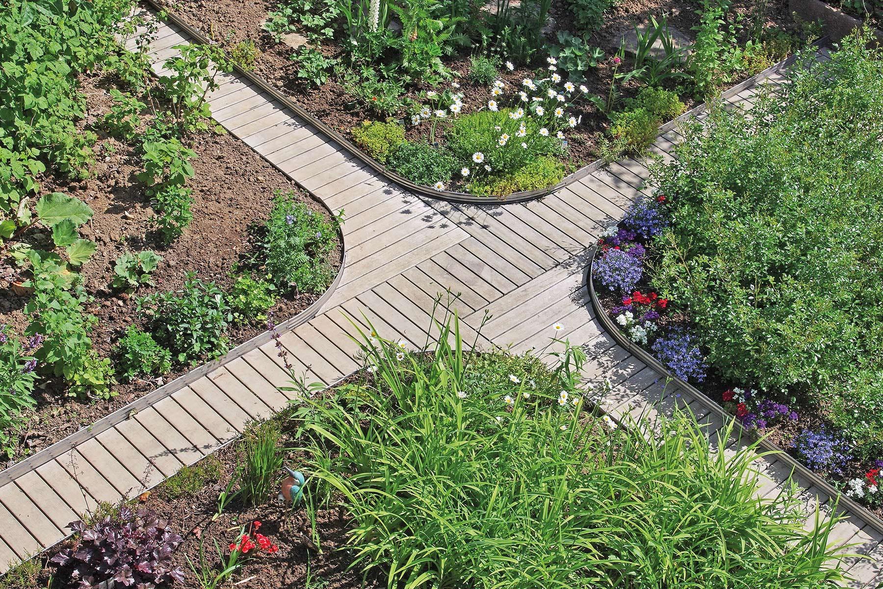 Tolle Ideen für Gärten im modernen Look