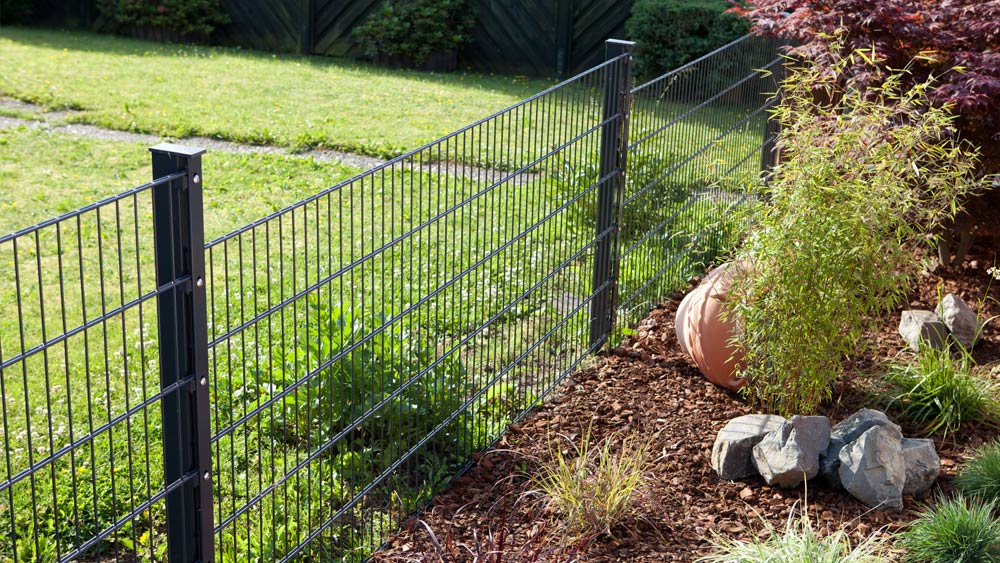 Gartenzaun und Gartenzäune von KSV