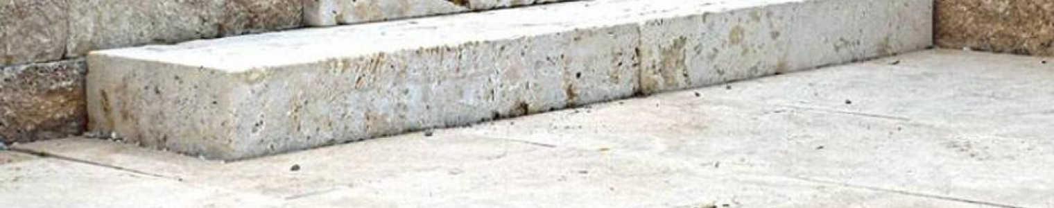 Terassenplatten aus Naturstein