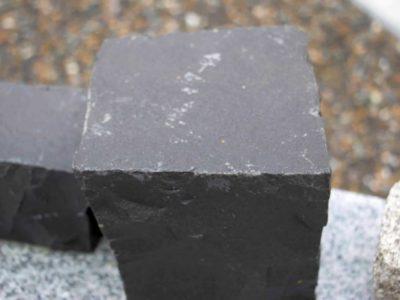 Pflaster Basalt Halong Black