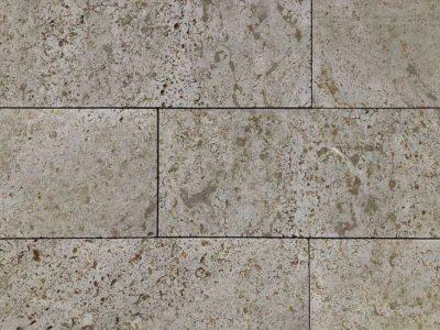 Terrassenplatte Muschelkalk