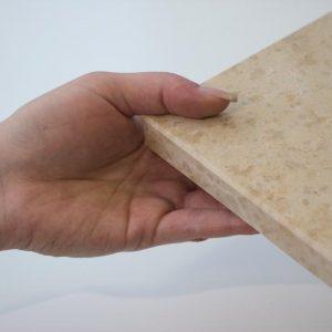 Fensterbank Kalkstein Kanfanar®, beige, 6 Seiten poliert