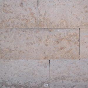 Frankenmauerwerk Kalkstein Dietfurt Gala, gesägt und gespalten