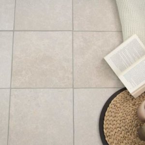 Natursteinfliese Kalkstein Kanfanar®, poliert und sandgestrahlt