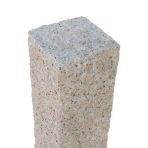 Palisade Granit Sol G682, gesägt und gespitzt
