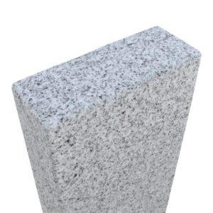 Palisade Granit Bravo G603N, gesägt und geflammt, Kanten gefast