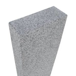 Palisade Granit Bulvar, gesägt und kugelgestrahlt