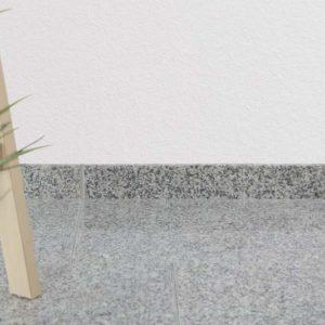 Sockelleiste Granit G602 Sardo HB, poliert