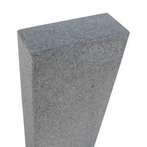 Palisade Granit Gala G654, gesägt und geflammt, Kanten gefast