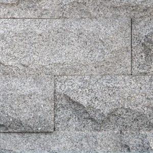 Mauerstein Granit Kolchis, 4 Seiten gesägt, 2 Seiten gespalten
